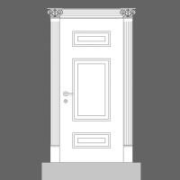 Накладная панель Orac Decor D504